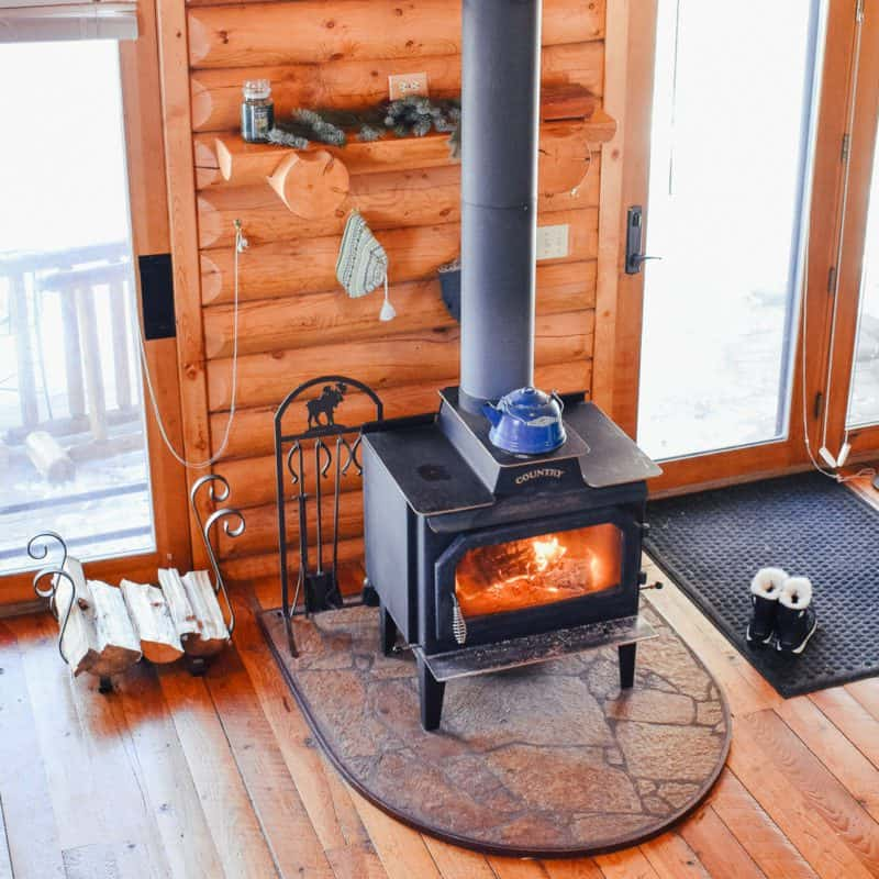 A Guide to Wood Stove Maintenance & Firewood
