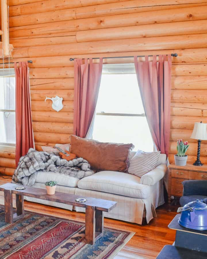 cabin life blog