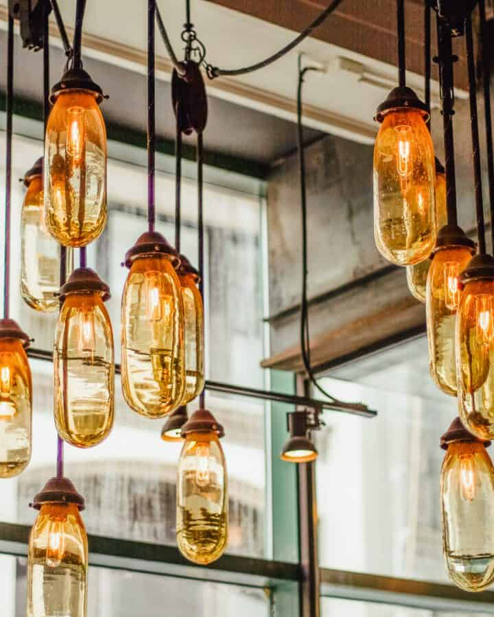 best rustic light fixtures