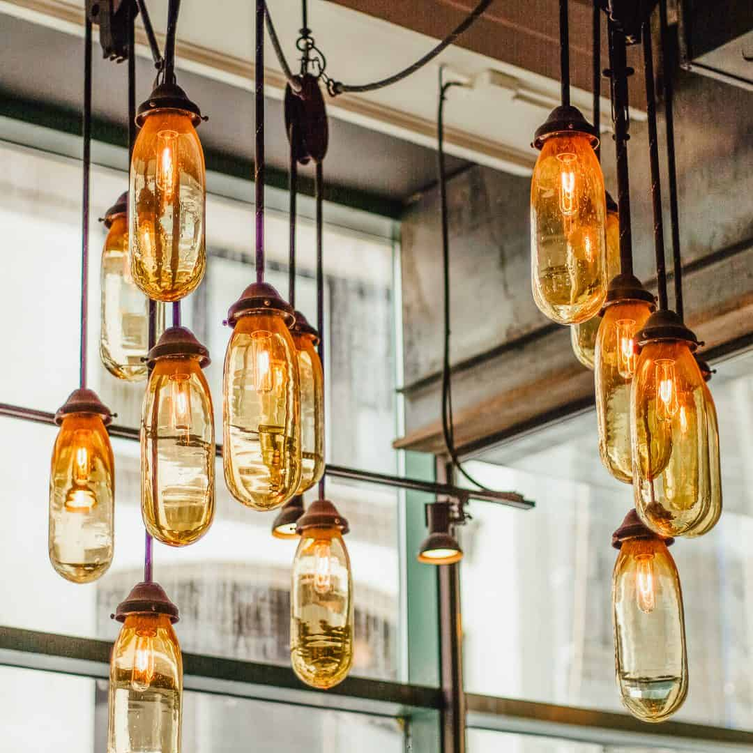 Roundup of The Best Rustic Light Fixtures Right Now