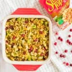 turkey stuffing with walnuts and cranberries