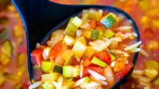 Slow Cooker Italian Harvest Soup